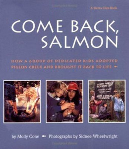 COME BACK, SALMON, Cone B2105