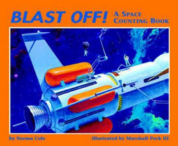 Blast Off! : A Space Counting Book B3188