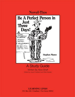 Be a Perfect Person in Just Three Days (Novel-Tie) S0515