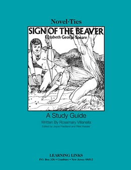 Sign of the Beaver (Novel-Tie) S0125