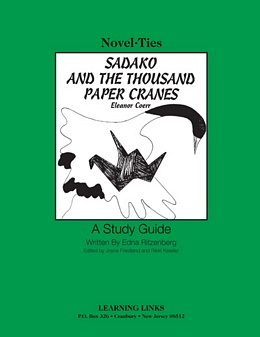 Sadako and the Thousand Paper Cranes (Novel-Tie) S0091