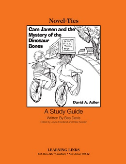 Cam Jansen and the Mystery of the Dinosaur Bones (Novel-Tie) S0130