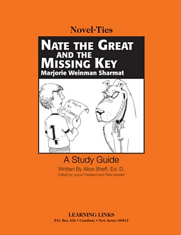 Nate the Great and the Missing Key (Novel-Tie) S0267