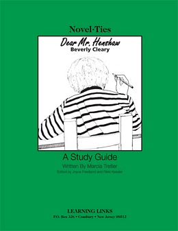 Dear Mr. Henshaw (Novel-Tie) S0141