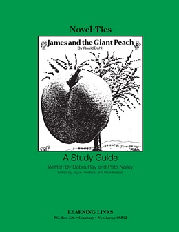 James and the Giant Peach (Novel-Tie) S0170