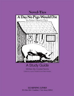 Day No Pigs Would Die (Novel-Tie) S0230