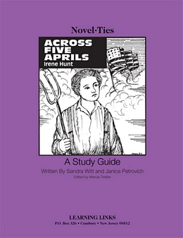 Across Five Aprils (Novel-Tie) S0984