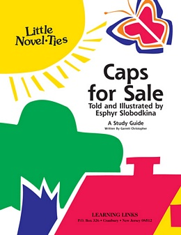 Caps for Sale (Little Novel-Tie) L0336