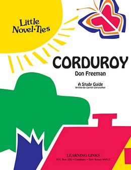Corduroy (Little Novel-Tie) L0344