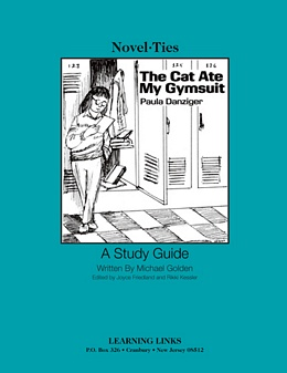 Cat Ate My Gymsuit (Novel-Tie) S0020