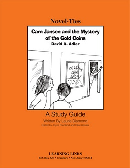 Cam Jansen and the Mystery of the Gold Coins (Novel-Tie) S0462