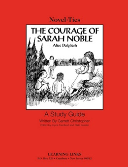 Courage of Sarah Noble (Novel-Tie) S0833