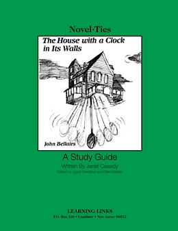 House with a Clock in Its Walls (Novel-Tie) S1405