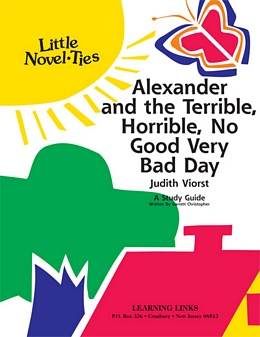 Alexander and the Terrible, Horrible, No Good, Very Bad Day (Little Novel-Tie) L0043
