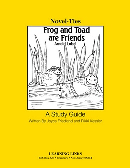 Frog and Toad are Friends (Novel-Tie) S0363