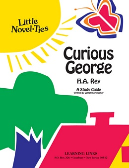 Curious George (Little Novel-Tie) L0345