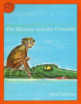 Monkey and the Crocodile: A Jataka Tale from India, Galdone B0697