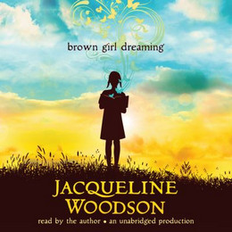 Brown Girl Dreaming (Audio Book on CD) CD8570