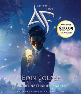 Artemis Fowl (Audio Book on CD) CD3617