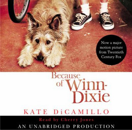 Because of Winn-Dixie (Audio Book on CD) CD0959