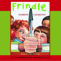 Frindle (Audio Book on CD) CD3119