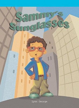 Sammy's Sunglasses, George 9781404257382