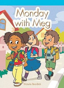 Monday with Meg, Braidich 9781404264595