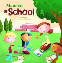 Manners at School B8332