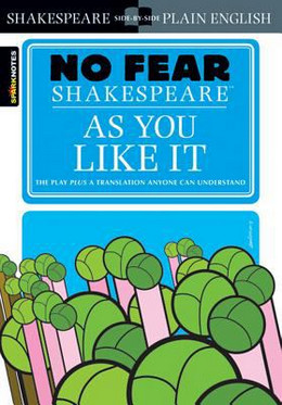 As You Like It (No Fear Shakespeare), Shakespeare B8630