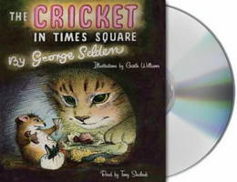 Cricket in Times Square (Audio Book on CD) CD0229
