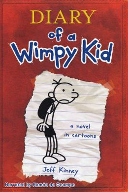 Diary of a Wimpy Kid (Audio Book on CD) Q4297