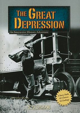 Great Depression:Interactive History Adventure B8544