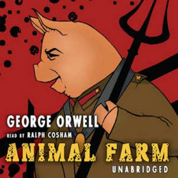Animal Farm (Audio Book on CD) CD0007
