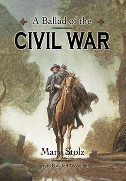 Ballad of the Civil War (Audio Book on CD) Q7665