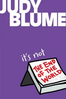 IT'S NOT THE END OF THE WORLD, Blume B8140