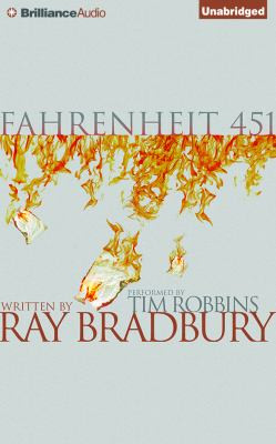 Fahrenheit 451 : A Novel (Audio Book on CD) CD0032