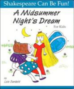 MIDSUMMER NIGHT'S DREAM FOR KIDS B3291
