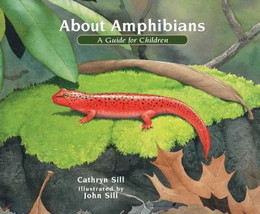 About Amphibians : A Guide for Children B8727