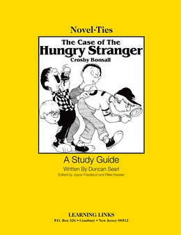 Case of the Hungry Stranger (Novel-Tie) S1211