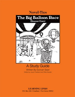 Big Balloon Race (Novel-Tie) S1322