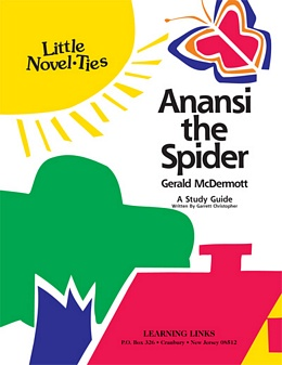 Anansi the Spider (Little Novel-Tie) L0897