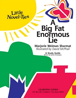 Big Fat Enormous Lie (Little Novel-Tie) L0795