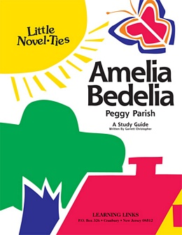 Amelia Bedelia (Little Novel-Tie) L0206