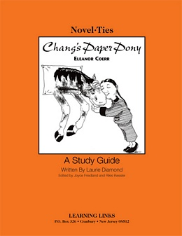 Chang's Paper Pony (Novel-Tie) S2358