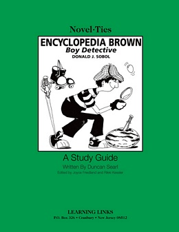 Encyclopedia Brown, Boy Detective (Novel-Tie) S0449