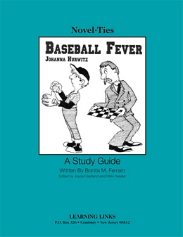 Baseball Fever (Novel-Tie) S0365