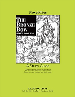 Bronze Bow (Novel-Tie) S2339
