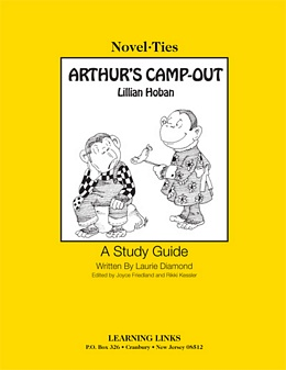Arthur's Camp-Out (Novel-Tie) S2543