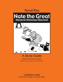 Nate the Great (Novel-Tie) S0602