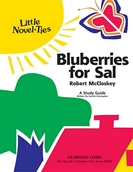Blueberries for Sal (Little Novel-Tie) L0331